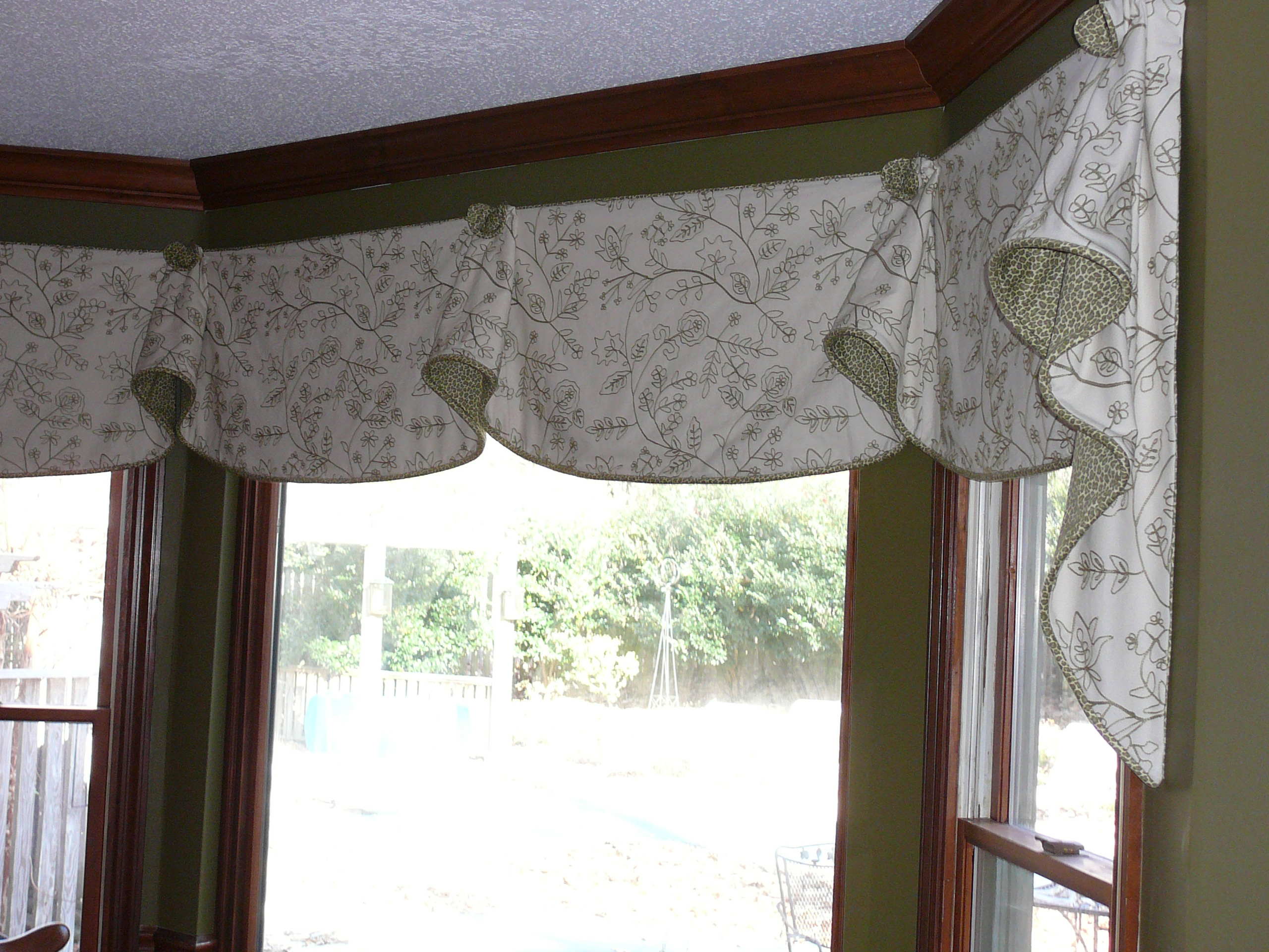 Valances for Window valance