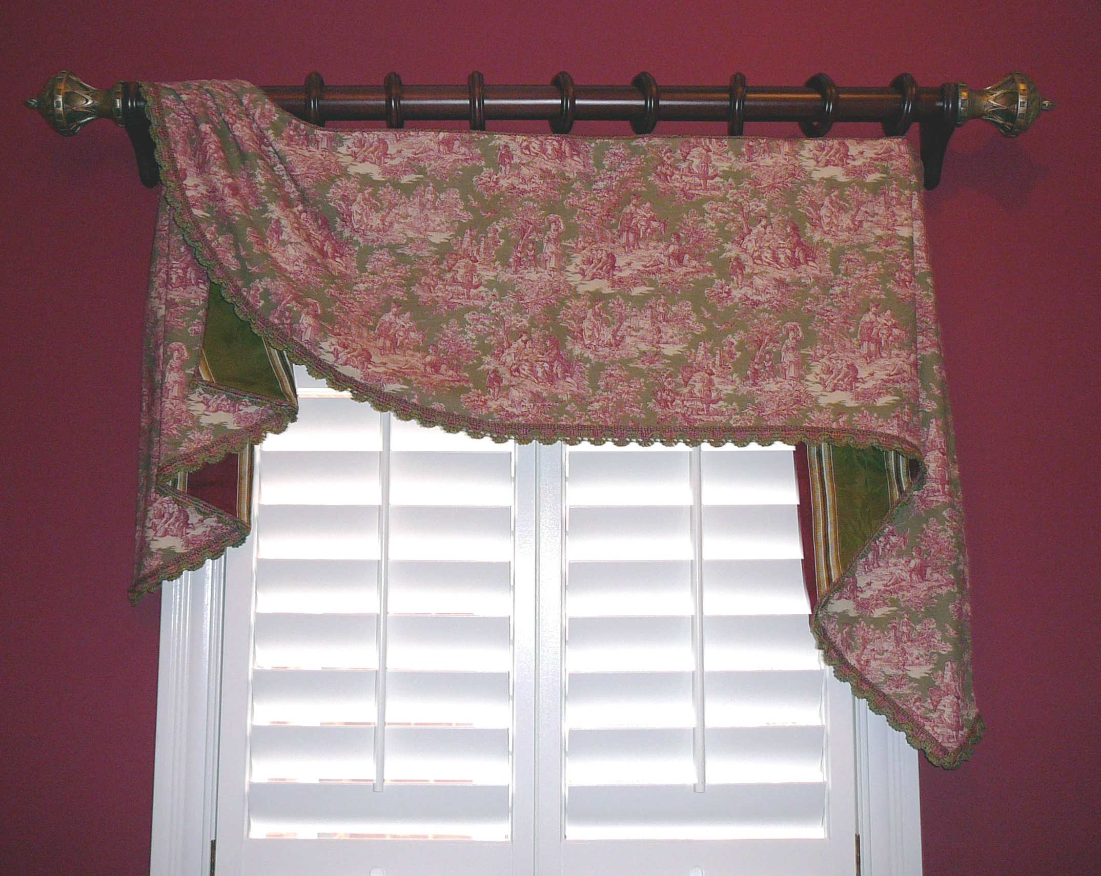 Image Result For Free Patterns For Curtain Valances